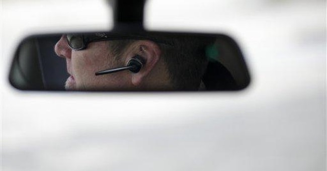 Could US drivers ever abide by cellphone ban?