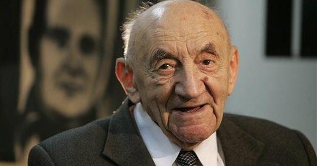 Russian space designer Boris Chertok dies at 99