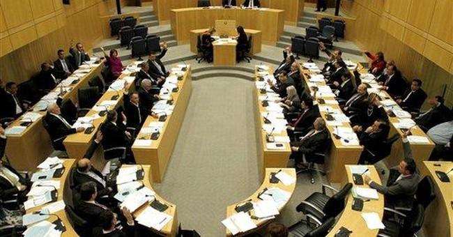Cyprus strike to shut down govt, airports