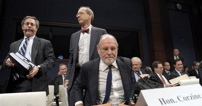 Experts: Corzine avoided missteps in his testimony
