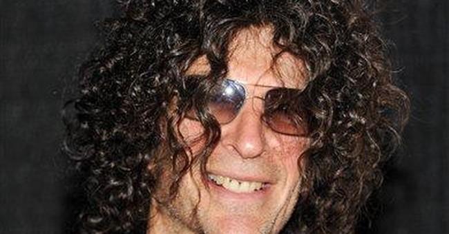 Howard Stern named judge on 'America's Got Talent'