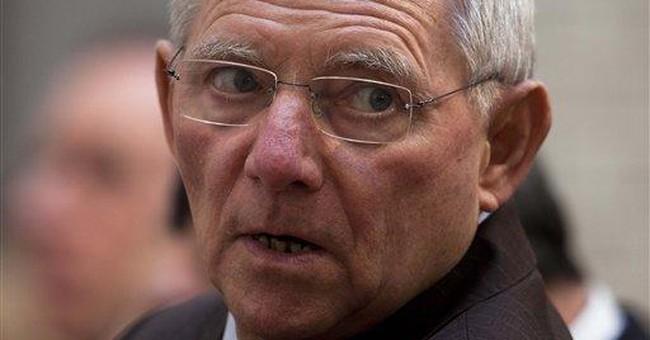 EU finance chiefs to discuss IMF loans, new treaty