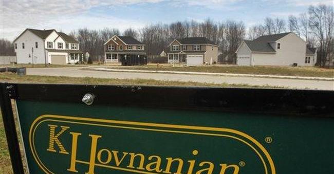 Hovnanian Enterprises 4th-quarter loss narrows