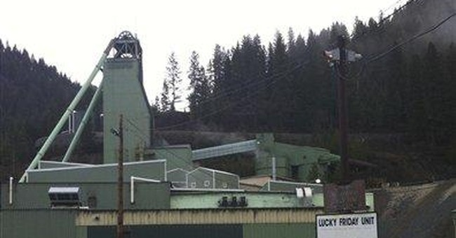 Idaho mine closed after 7 miners injured