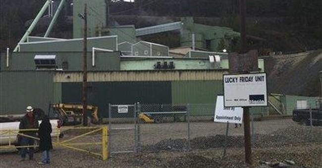 Idaho mine closed after 7 miners injured