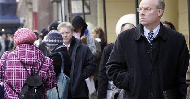 Job market brightens as unemployment claims sink
