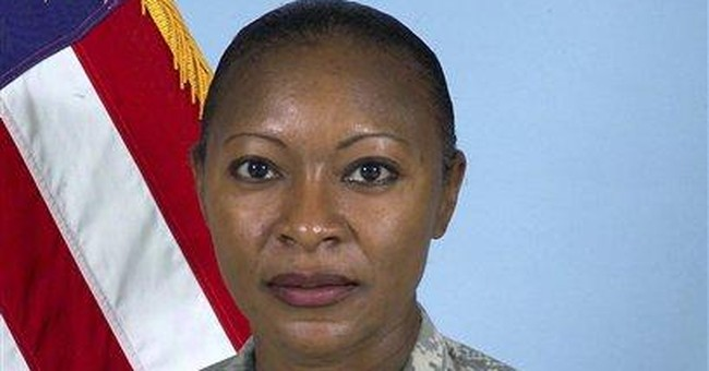 Army suspends 1st female drill sergeant leader