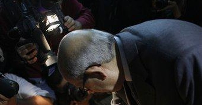 Accusations flare as Egyptians vote in 2nd round