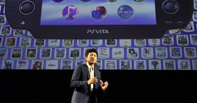 Sony gears up for PlayStation Vita's Japan launch