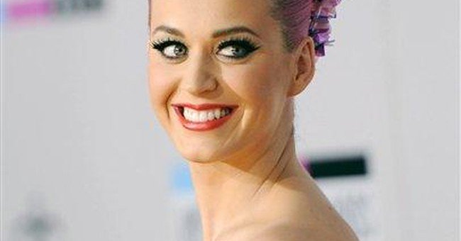 MTV names Katy Perry its 1st artist of the year