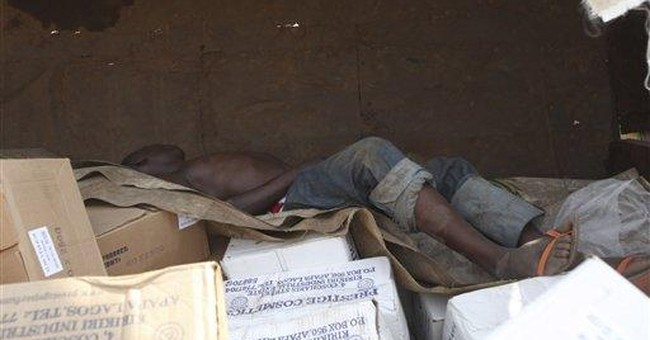 Nigeria's potholed roads among world's most deadly