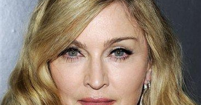 Madonna to release first album in Live Nation deal