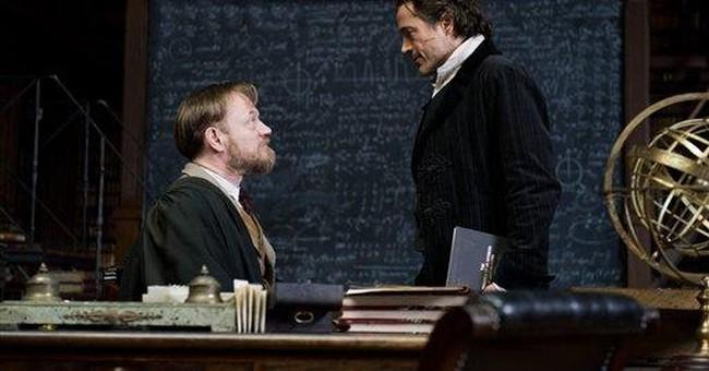 Downey dips, 'Sherlock' slips with $40M debut