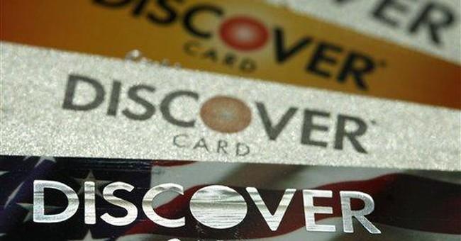 Discover 4Q profit leaps 46 pct as card use rises