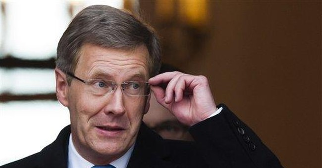 German president tries to counter loan criticism