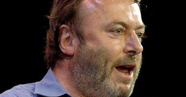 Sales jump for books written by Hitchens