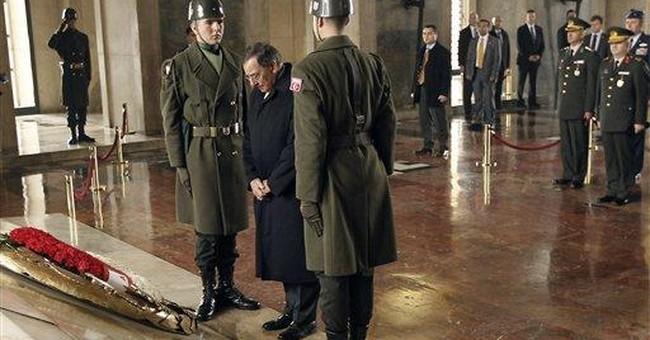 Panetta: Libya needs time to control of militias