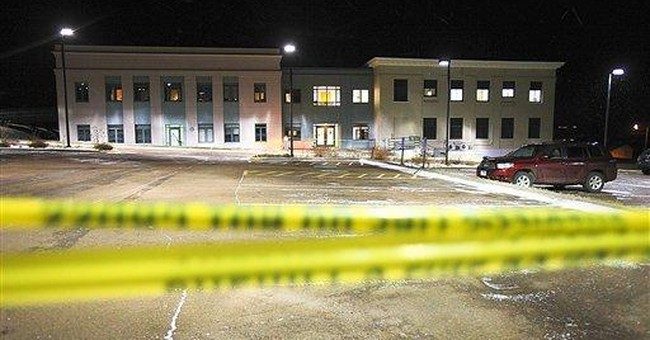 Minn. courthouse gunman went after prosecutor