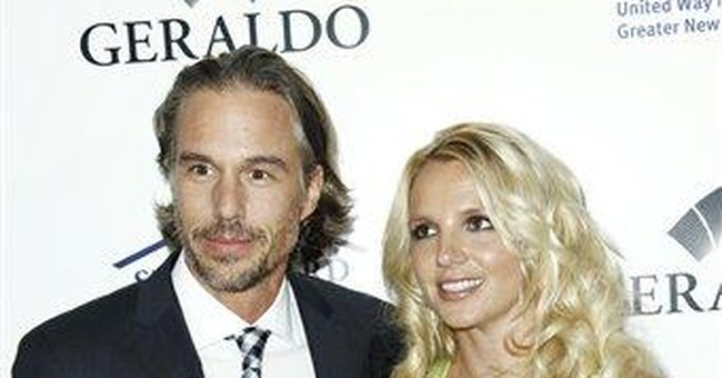 Britney Spears engaged to marry Jason Trawick