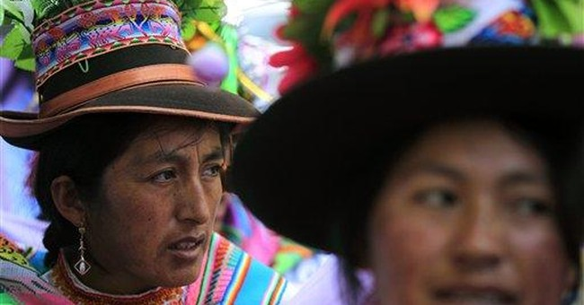 State of siege lifted in Peru mine region