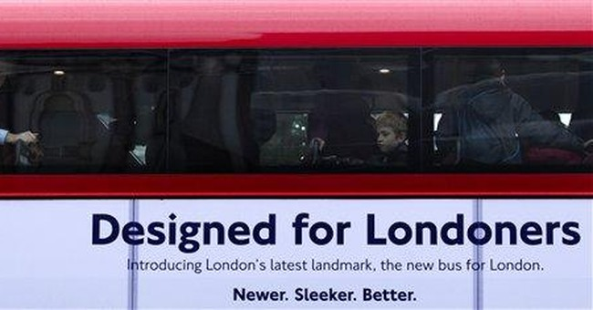Revamped double-decker to hit London streets soon