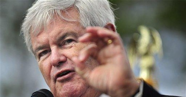 Gingrich 2.0: Ex-speaker offers new Newt for 2012