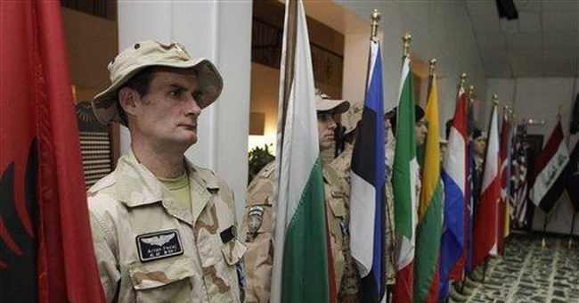 NATO ends its 7-year training mission in Iraq