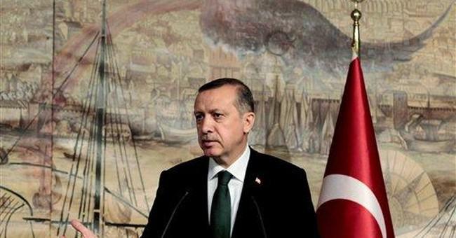 Turkey slams France over genocide bill