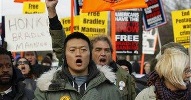 Manning's sexual orientation is raised at hearing