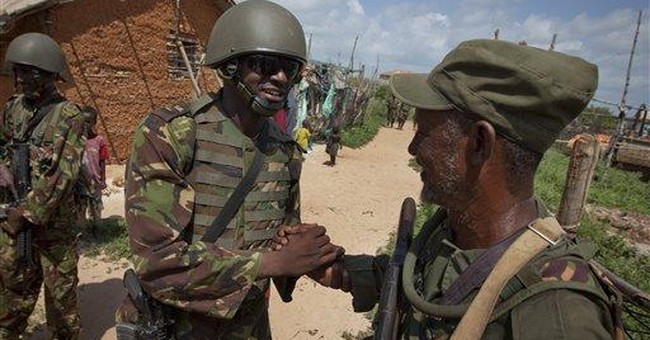 Kenya marches into Somalia but can't see the enemy