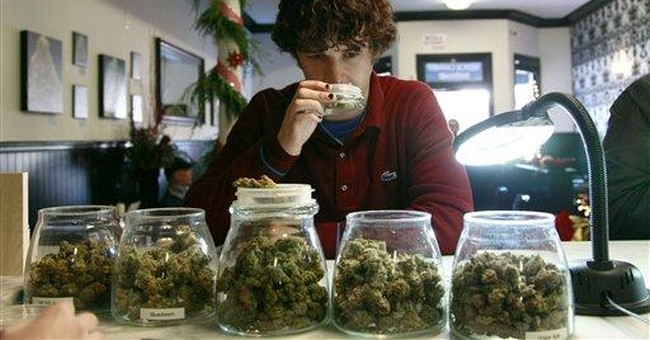 Pot clubs getting into mainstream holiday spirit