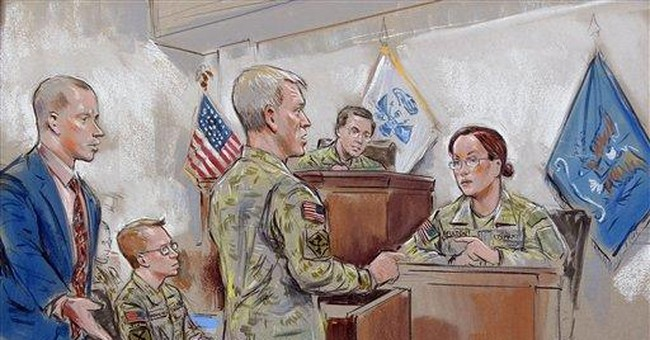 Alleged leaker case more tech than military