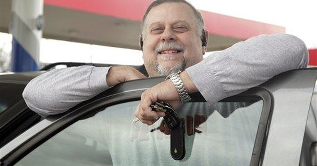 At gas pump, 2011 was the year of the big squeeze