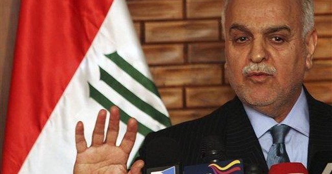 Iraq VP denies charges of running death squads