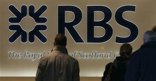 UK treasury chief unveils bank restructuring plan