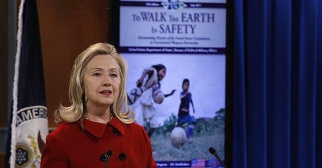Clinton urges stable transition in NKorea