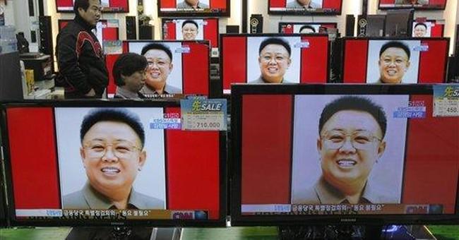 Kim's death gives region jitters over NKorea