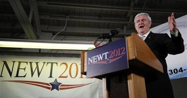Attacks hurt Gingrich in Iowa, no letup pre-caucus