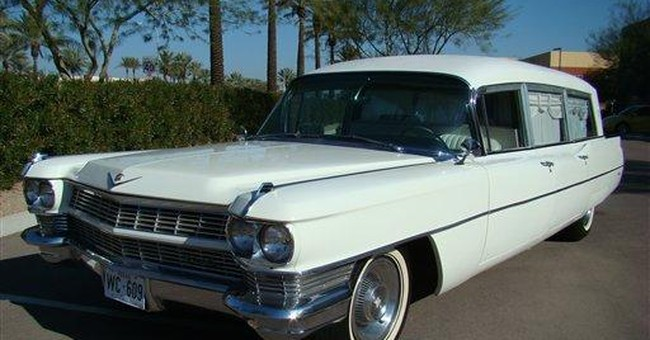 JFK's hearse to be sold at Dallas auction