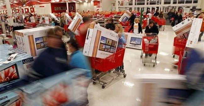 Brain strain: Christmas shopping when money tight