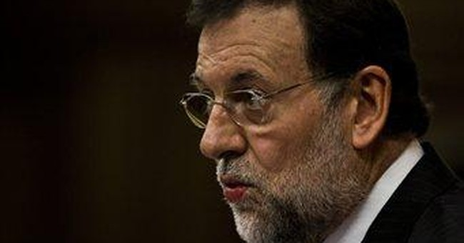 Rajoy takes over as Spain's new prime minister