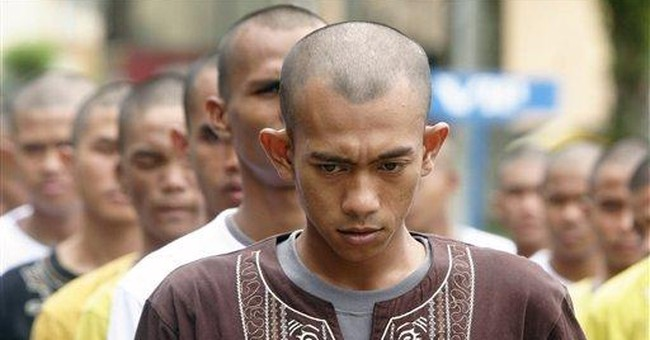 Indonesian youths say 'Punk will never die!'