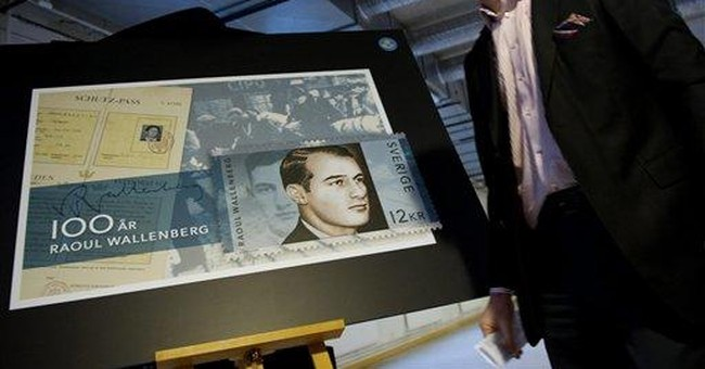 Sweden honors centenary of WWII hero Wallenberg