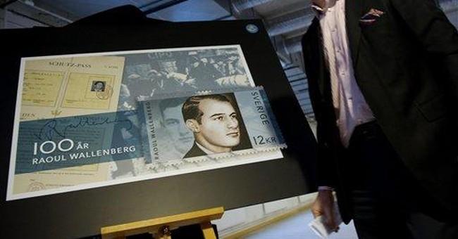 Sweden honors centenary of WWII hero Wallenberg
