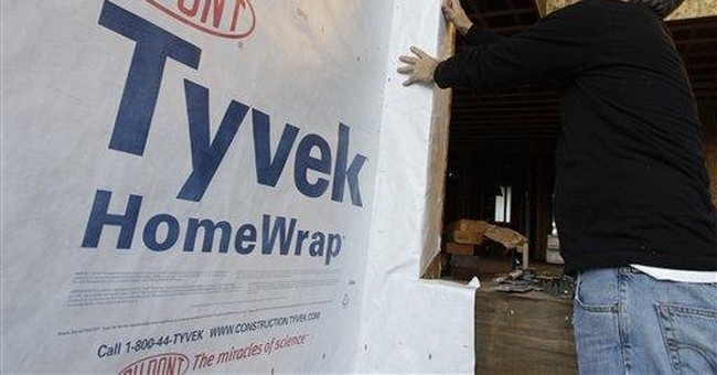 Rise in home construction suggests a turnaround