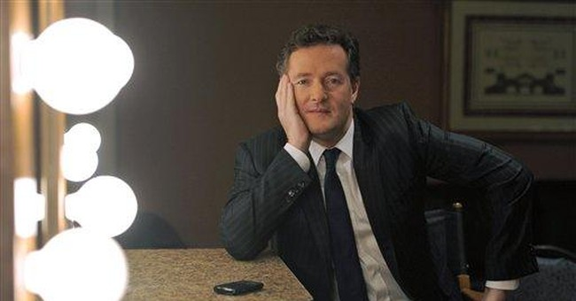 CNN's Piers Morgan rejects phone hacking claims