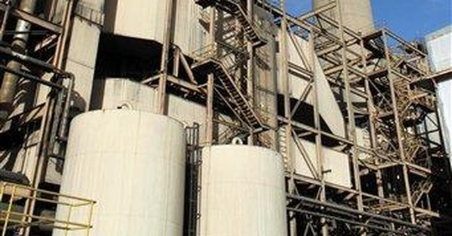 EPA tells nation's dirty power plants to clean up