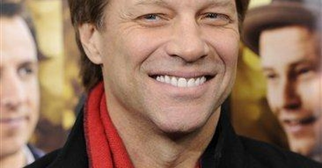 Bon Jovi: 'Heaven looks a lot like New Jersey'