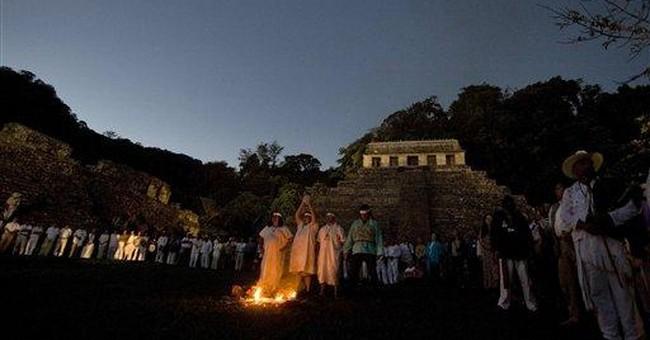Mexico Mayan region launches apocalypse countdown