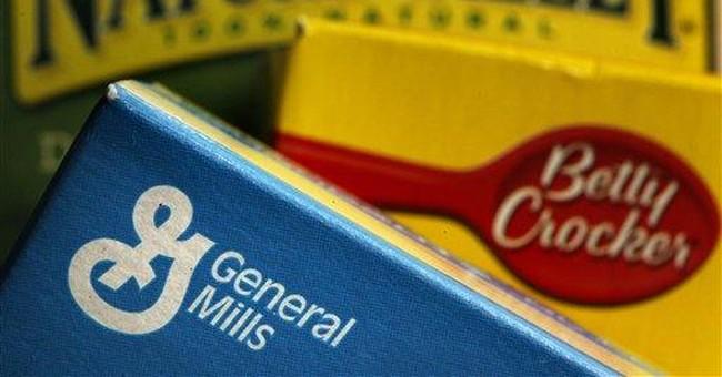 General Mills 2Q profit falls on higher costs
